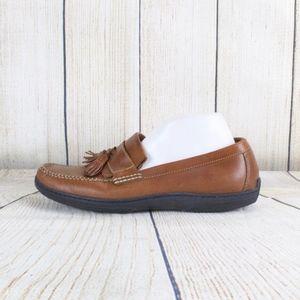 Cole Haan Tassle Loafers Dress Comfort Shoes 10